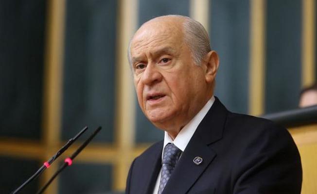 MHP Lideri Devlet Bahçeli'den 4 Partili İttifak Hakkında İlk Yorum