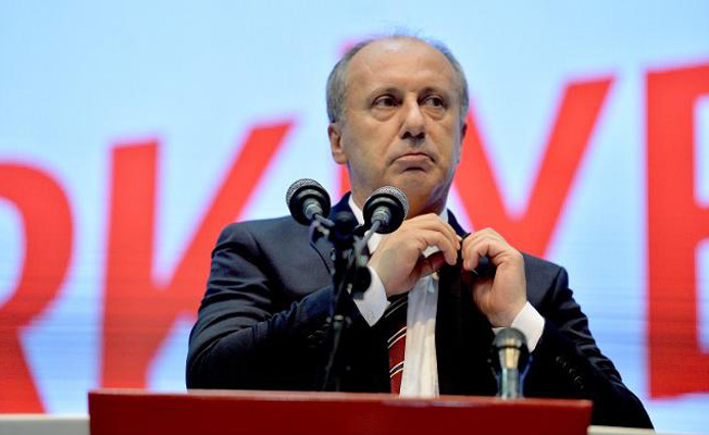 Muharrem İnce'den Cumhurbaşkanı Erdoğan'a: Emeklilik Yaşı Gelmiş Birini Yuhalamayın