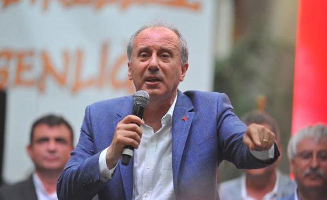 Muharrem İnce'den Cumhurbaşkanı Erdoğan'a: Simitçiye Çağırsa, Oraya Da Giderim