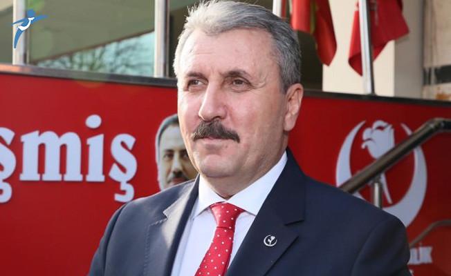 Mustafa Destici'den BBP'li Seçmenlere Uyarı: Oyumuz AK Parti Pusulasına