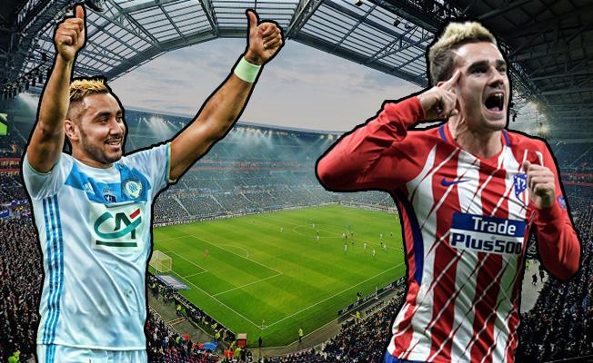 Olympique Marsilya- Atletico Madrid UEFA Avrupa Ligi Final Maçı Hangi Kanalda?