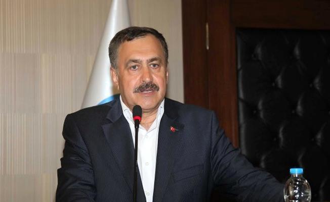 Orman Bakanı Eroğlu:  Twitter'deki mesajlar Türkiye'den değil, ABD'den, Avrupa'dan, Kanada'dan, Meksika'dan