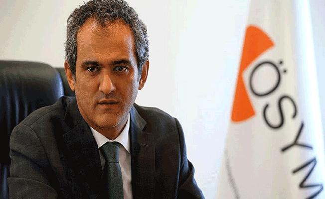 ÖSYM Başkanı Mahmut Özer'den KPSS Başvuru Ücretlerine Yönelik Açıklama