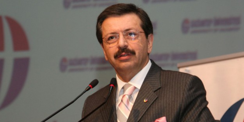 Rifat Hisarcıklıoğlu Beşinci Defa TOBB Başkanı Oldu! Kimdir?