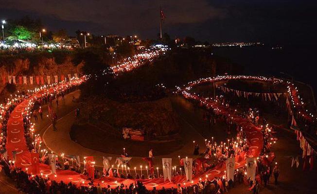 Samsun Valiliğinden 19 Mayıs Kutlamalarına Yasak