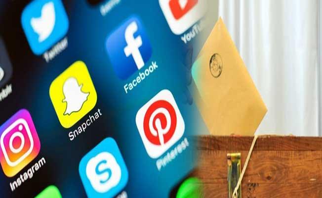 Sandık Öncesinde Partilerin Seçim Yarışı Sosyal Medya Üzerinden Yapılacak