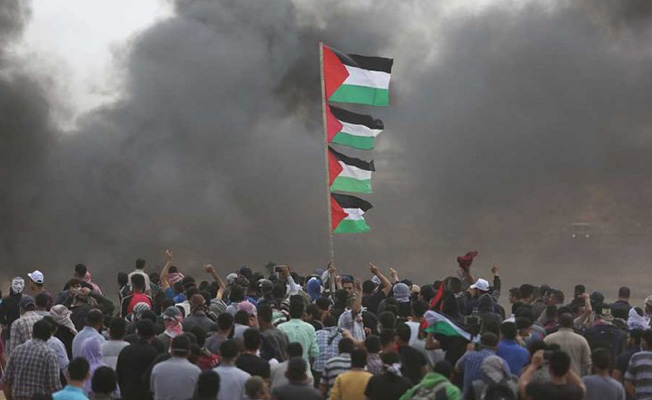 Son Dakika! Gazze'de Hayatını Kaybeden Filistinli Sayısı 37'ye Yükseldi