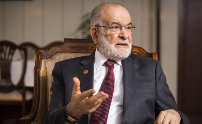 SP Lideri Karamollaoğlu: İnşallah Demirtaş Kısa Zamanda Tahliye Edilir