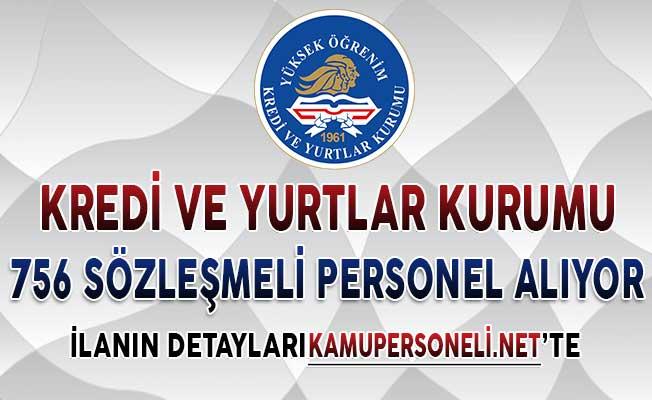 Spor Bakanlığı Yurtkur 756 Sözleşmeli Personel Alımı Yapıyor