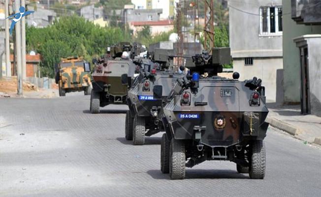 TSK'dan PKK'ya Büyük Operasyon! Diyarbakır'ın İki İlçesinde Sokağa Çıkma Yasağı İlan Edildi
