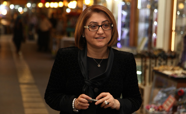 Türkiye Belediyeler Birliği (TBB) Başkanlığına Gaziantep Büyükşehir Belediye Başkanı Fatma Şahin Seçildi