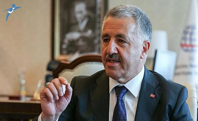 Ulaştırma Bakanı Ahmet Arslan'dan Kanal İstanbul Projesi Hakkında Açıklama
