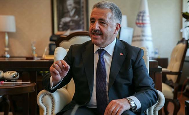 Ulaştırma Bakanı Arslan: Yerli Yemek Kartları Avantaj Sağlayacak