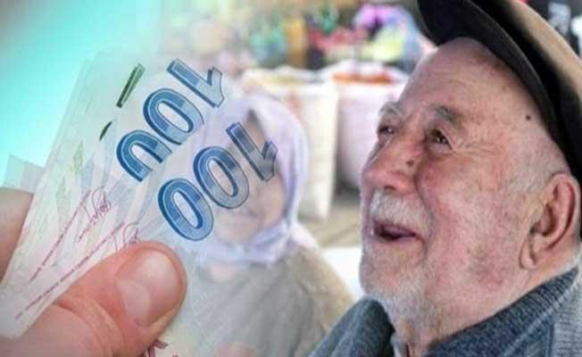 Yaşlılık Aylığı 266 TL'den 500 TL'ye Çıkarılıyor !