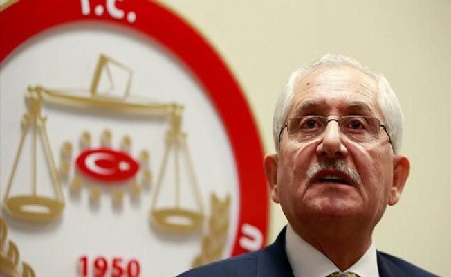 YSK 100 Bin İmza İle Aday Olacak Cumhurbaşkanı Adaylarını Açıkladı