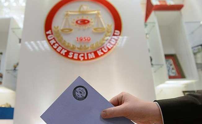 YSK Cumhurbaşkanı Kesin Aday Listesini Yayımladı