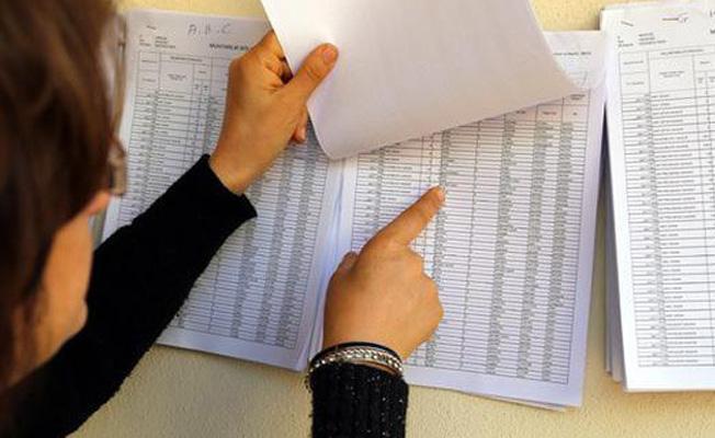 YSK Tarafından Hazırlanan Seçmen Listeleri Askıya Çıkarıldı