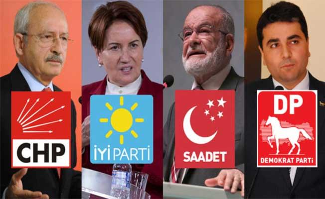Yüksek Seçim Kurulu (YSK) 'Millet İttifakı' Kararını Açıkladı