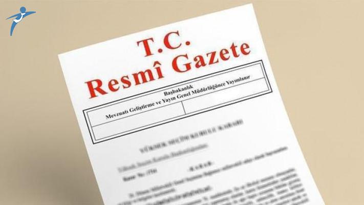 26 Haziran 2018 Tarihli Atama Kararları Resmi Gazete'de Yayımlandı