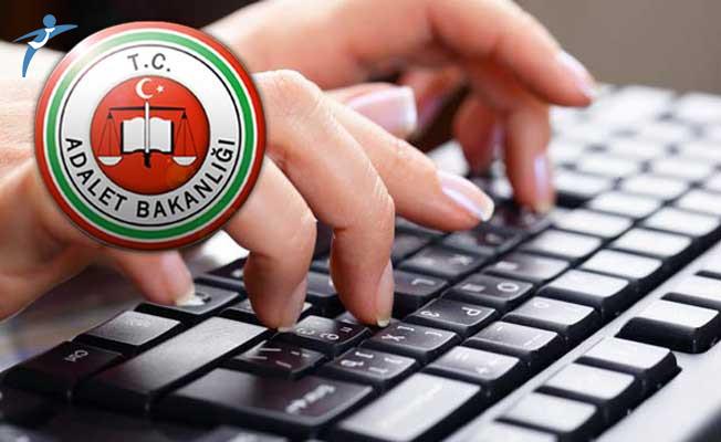 Adalet Bakanlığı 4 Bin 771 Zabıt Katibi Uygulama Sınav Metinleri Yayımladı