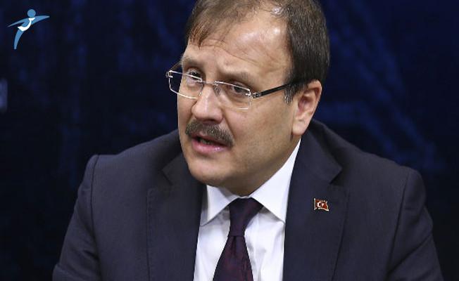 Başbakan Yardımcısı Çavuşoğlu: CHP, CHP Olmaktan Çıktı Hepsi Terörle Yan Yana