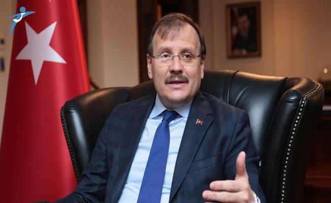 Başbakan Yardımcısı Çavuşoğlu'ndan Gündemimizde Genel Af Yok Açıklaması