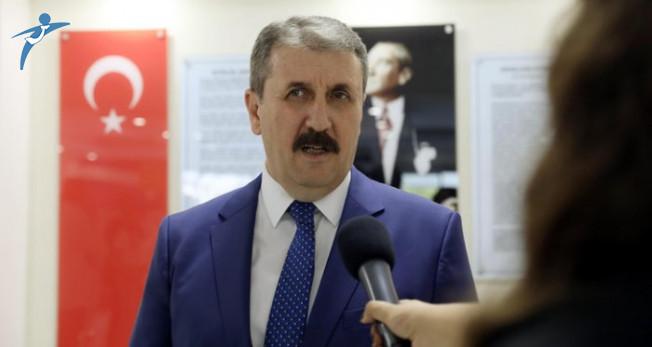 BBP Lideri Mustafa Destici Ankara 2. Bölge 1. Sıra Adayı Olarak Milletvekili Seçildi