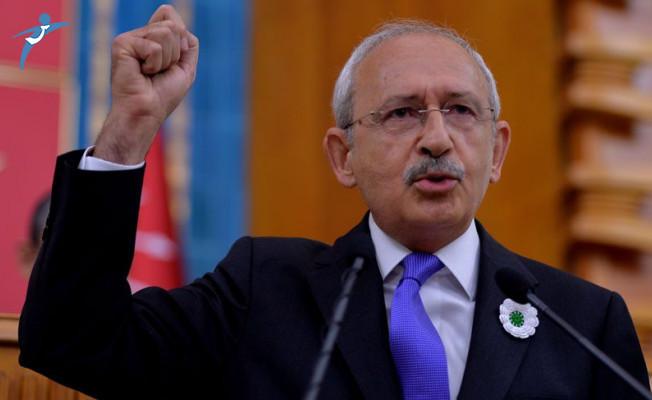 CHP Lideri Kılıçdaroğlu: FETÖ'nün Siyasi Ayağı Sarayda Oturuyor