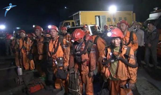 Çin'de Maden Patlaması! Çok Sayıda Ölü ve Yaralı Var!