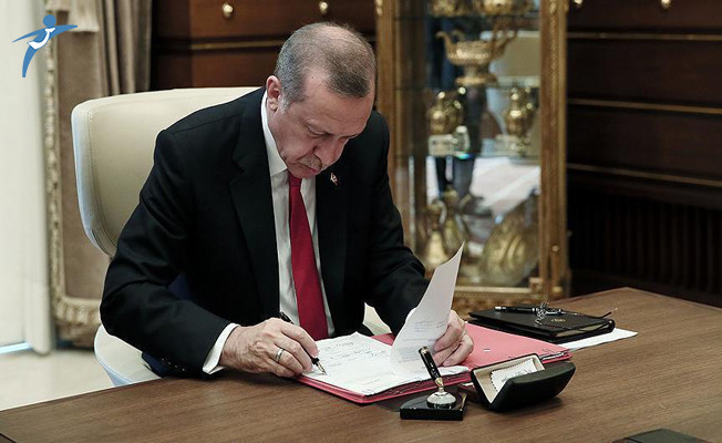 Cumhurbaşkanı Erdoğan 8 Üniversiteye Rektör Ataması Yaptı
