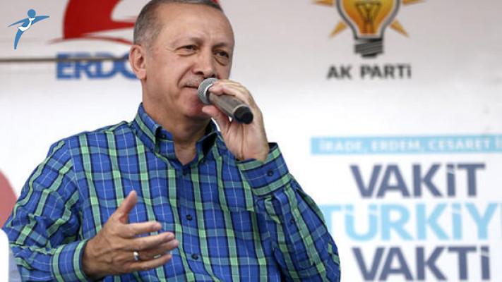 Cumhurbaşkanı Erdoğan: Biz Milletimize Efendilik Taslamaya Değil Hizmetkar Olmaya Geldik