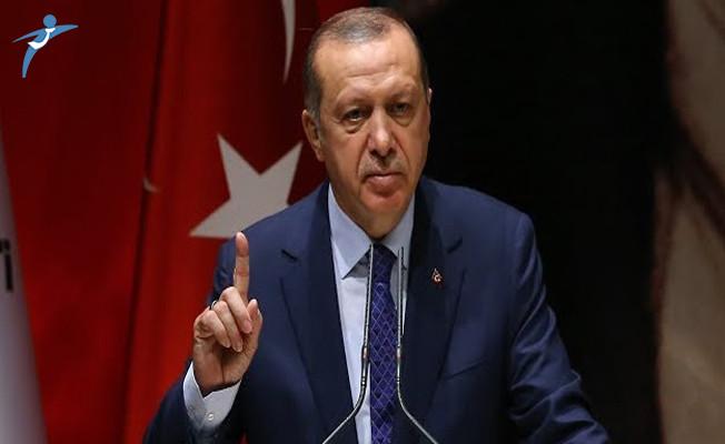 Cumhurbaşkanı Erdoğan'dan Avusturya Başbakanına Çok Sert Tepki