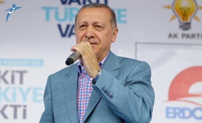 Cumhurbaşkanı Erdoğan: Sözde Milletin İttifakı Diye Yola Çıkanlara Dersini Vereceğiz