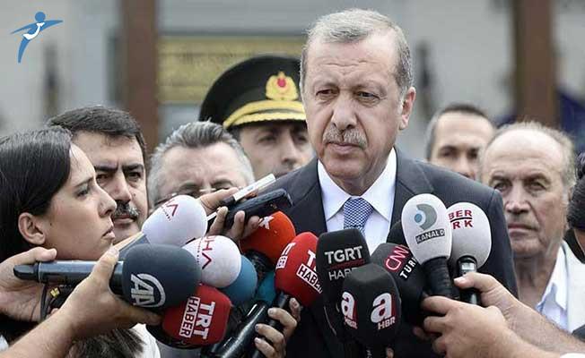 Cumhurbaşkanı Erdoğan Suruç'taki Olayların Nasıl Meydana Geldiğini Açıkladı