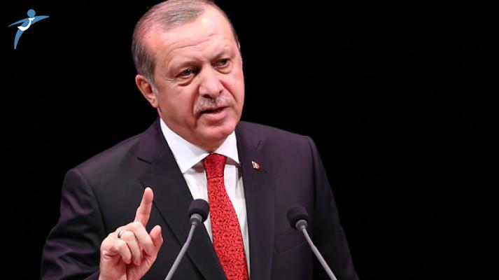 Cumhurbaşkanı Erdoğan: Terör Örgütlerinin Başlarını İnlerinde Eziyoruz