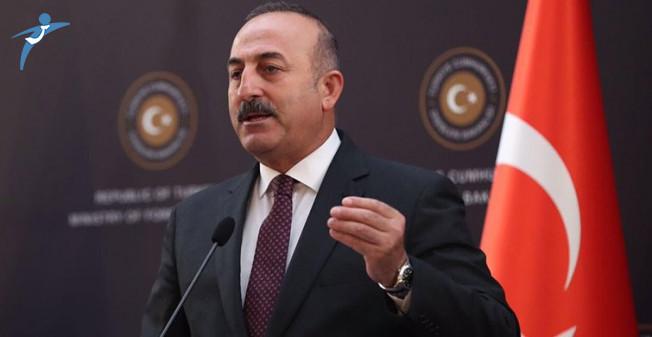 Dışişleri Bakanı Çavuşoğlu YPG'nin Münbiç'i Terk Edeceği Tarihi Duyurdu!