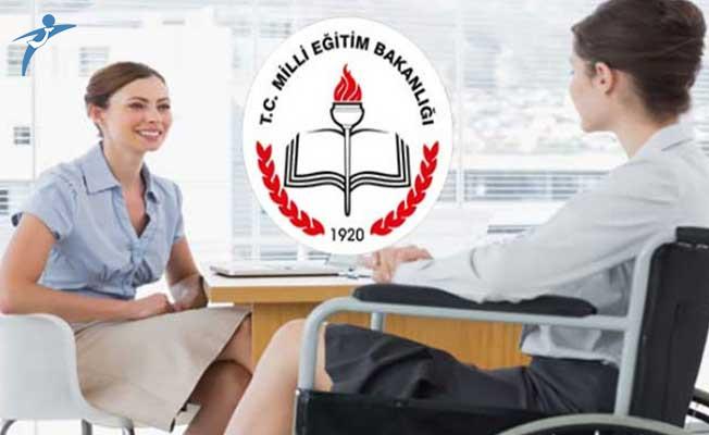 Engelli Öğretmen Alımı Başvuruları Hakkında DPB'den Duyuru