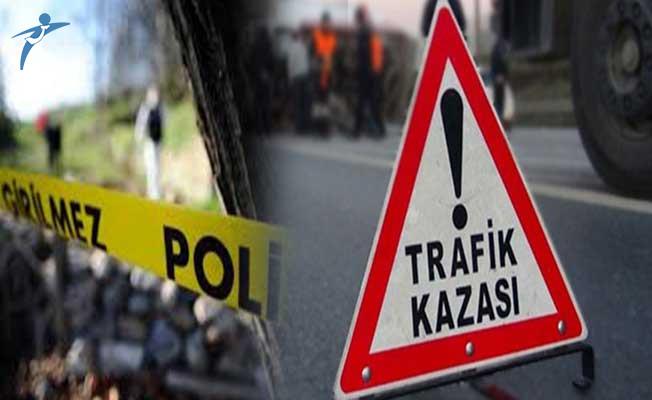 Erzincan'da Yolcu Otobüsü Şarampole Devrildi ! Çok Sayıda Yaralı Var...
