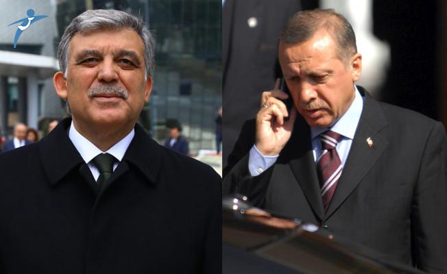 Eski Cumhurbaşkanı Abdullah Gül'den Cumhurbaşkanı Erdoğan'a Tebrik Telefonu