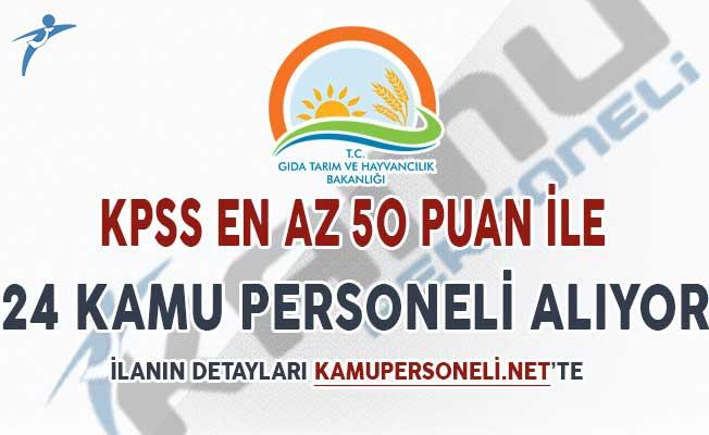 GTHB KPSS En Az 50 Puanla 24 Sözleşmeli Kamu Personeli Alımı Yapıyor