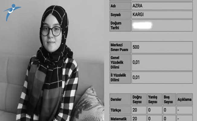 İmam Hatip Öğrencisi LGS'de 500 Tam Puan Aldı Bakan Sarıeroğlu Tebrik Etti