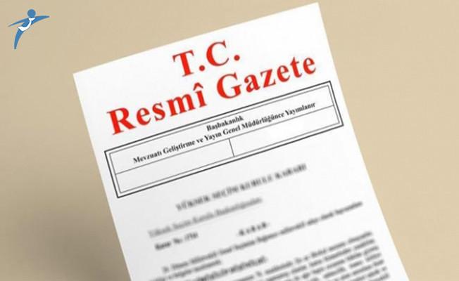 Kamu Düzeni ve Güvenliği Müsteşarlığı Uzmanlığı Yönetmeliğinde Değişiklik Kararı Resmi Gazete'de Yayımlandı