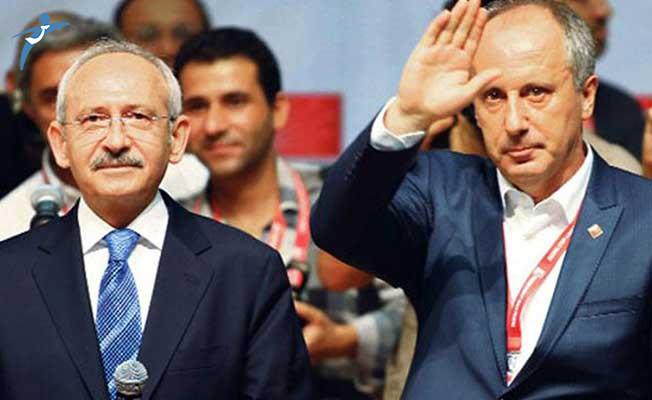 Kemal Kılıçdaroğlu ve Muharrem İnce'nin Yapacağı Ortak Miting Programları İptal Edildi