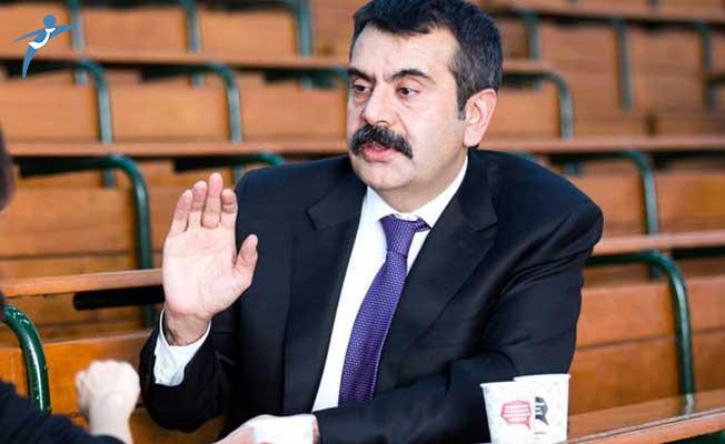 MEB Müsteşarı Yusuf Tekin'den Velilere LGS Uyarısı