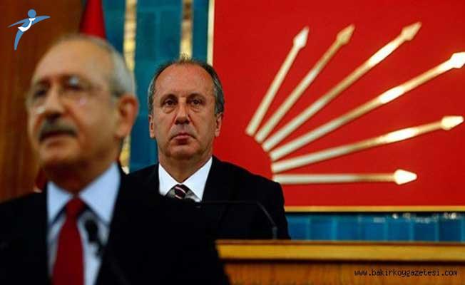 Melih Gökçek'ten Flaş İddia! Muharrem İnce CHP'nin Yeni Genel Başkanı Olacak ya da Yeni Parti Kuracak