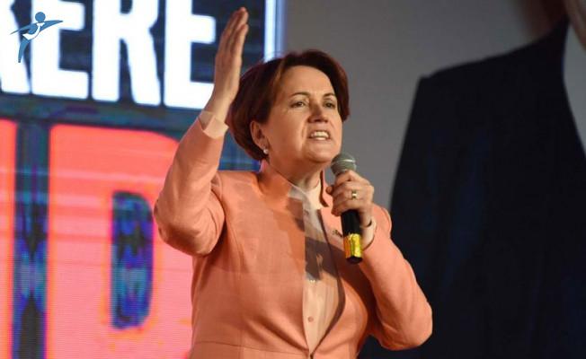 Meral Akşener Karamollaoğlu ve İnce'ye Yardımcılık Önereceğini Açıkladı