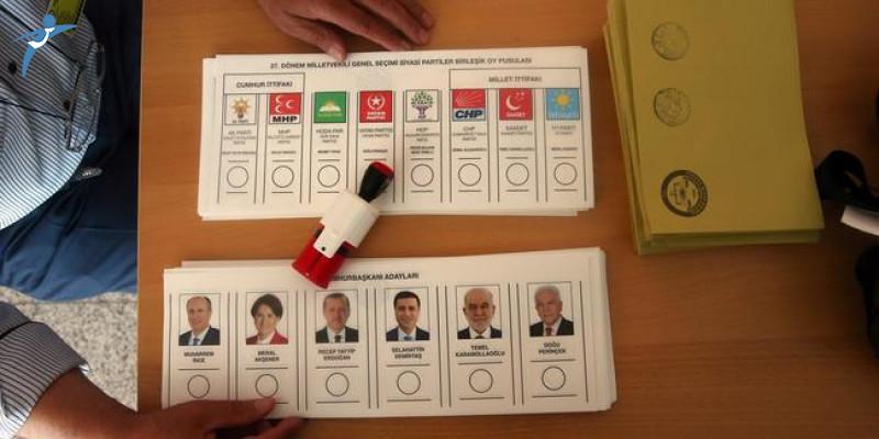 Oy Kullanma İşlemi Sona Eriyor!