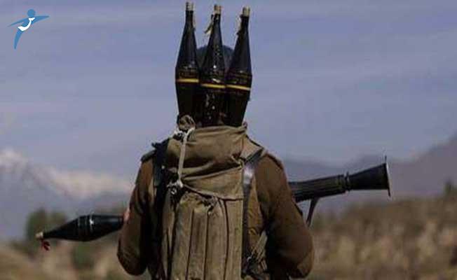 Mardin Dargeçit'te Üs Bölgesine Roketatarlı Saldırı