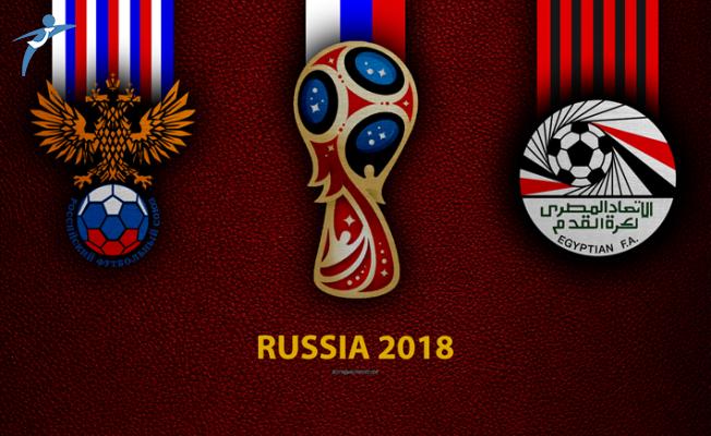 Rusya- Suudi Arabistan Maçı Saat Kaçta? Hangi Kanalda?