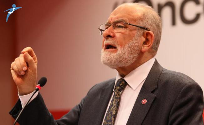 Saadet Partisi Genel Başkanı Temel Karamollaoğlu İstifa Edeceğini Açıkladı